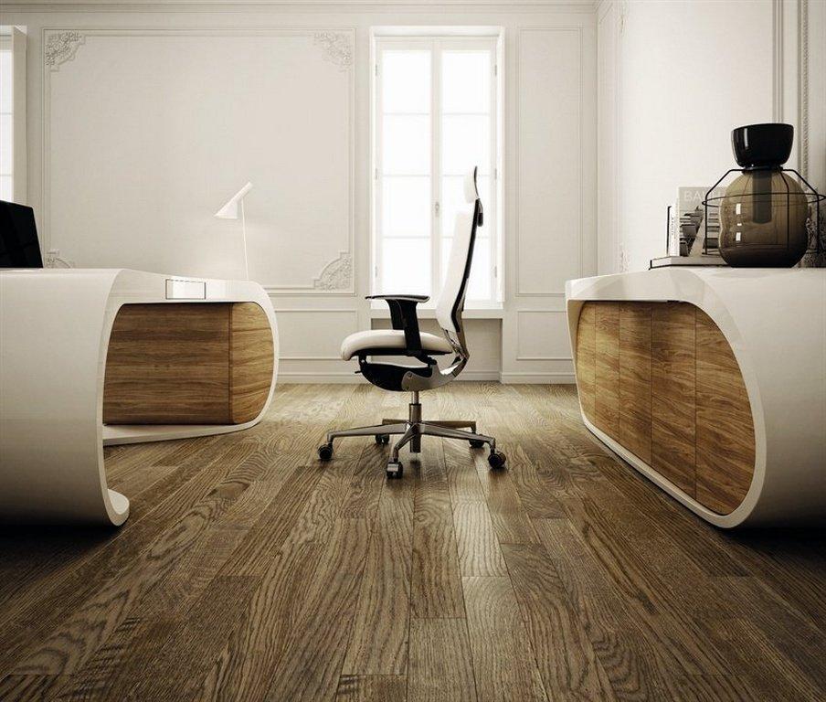 Mesa de oficina Goggle Desk. Decoración del hogar.