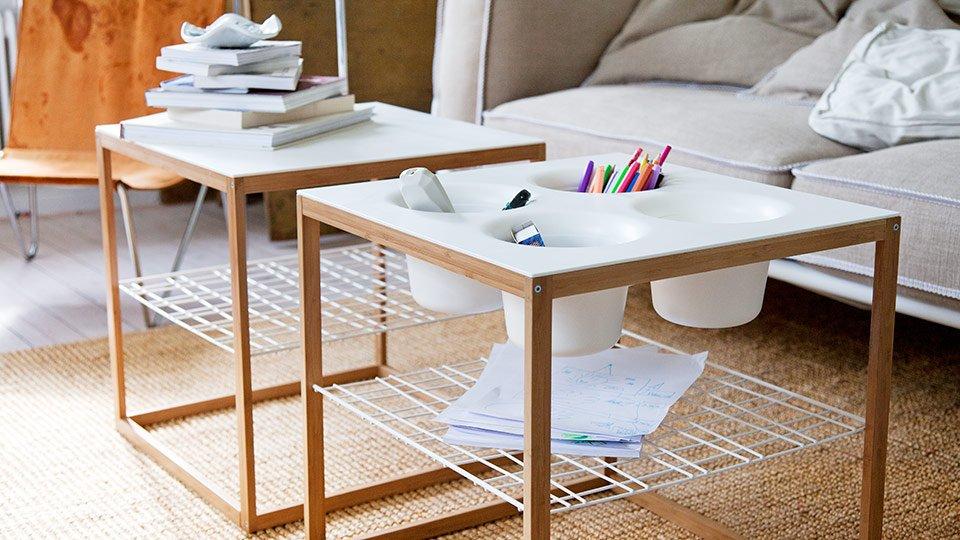 Mesas de la nueva colecci n ikea ps 2012 decoraci n del - Mesas de ikea para ninos ...