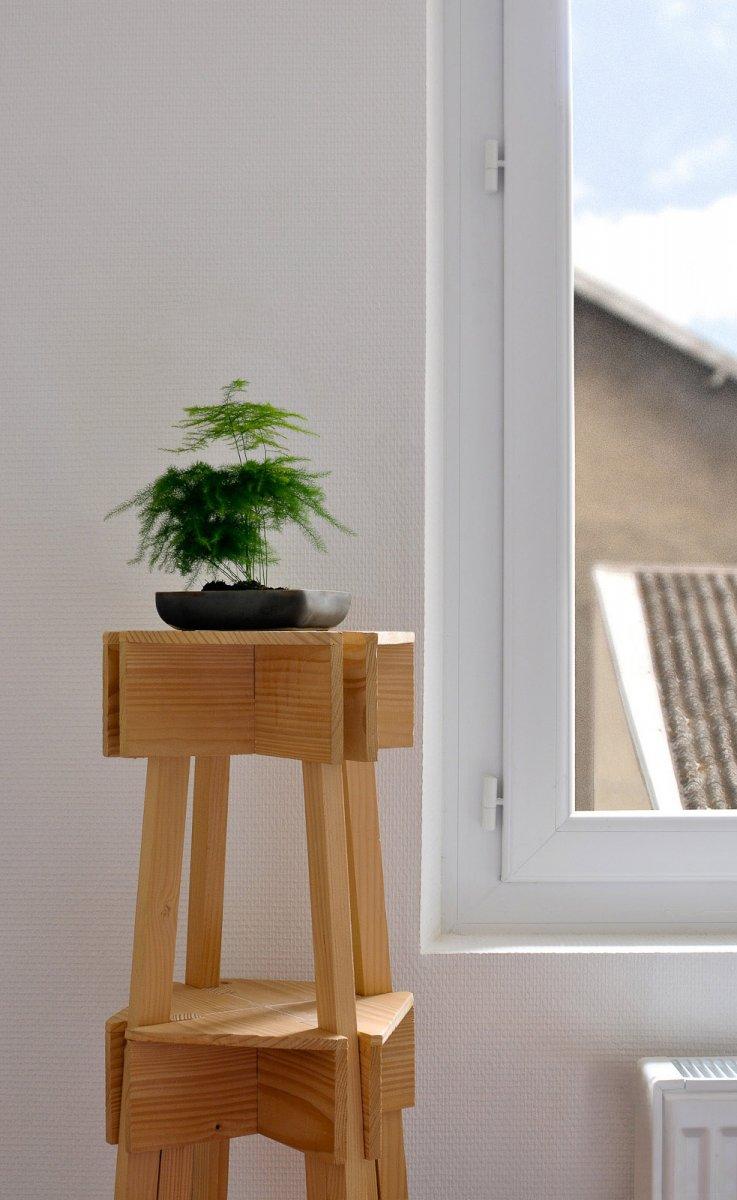 Muebles apilables para casas peque as mobiliario apilable - Muebles casas pequenas ...