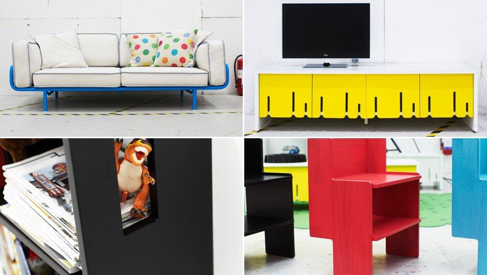 Mobiliario de la nueva colecci n ikea ps 2012 decoraci n - Muebles tipo ikea ...