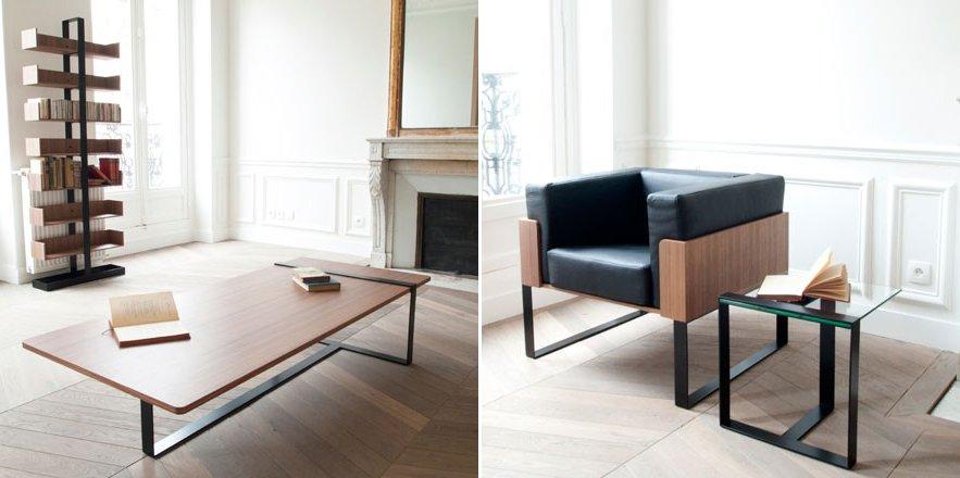 Muebles de estilo cl sico de alexander de rouvray for Sofas de estilo clasico