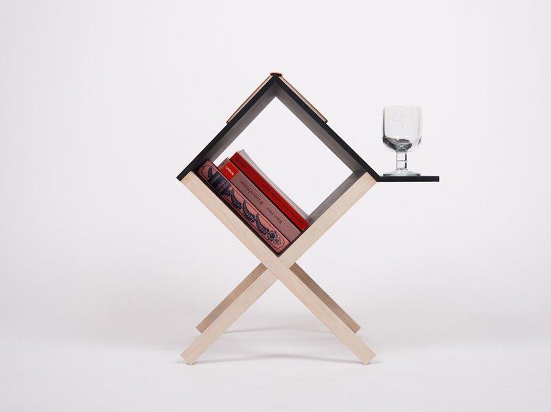 Interesantes proyectos de dise o decoraci n del hogar for Libros de muebles de madera