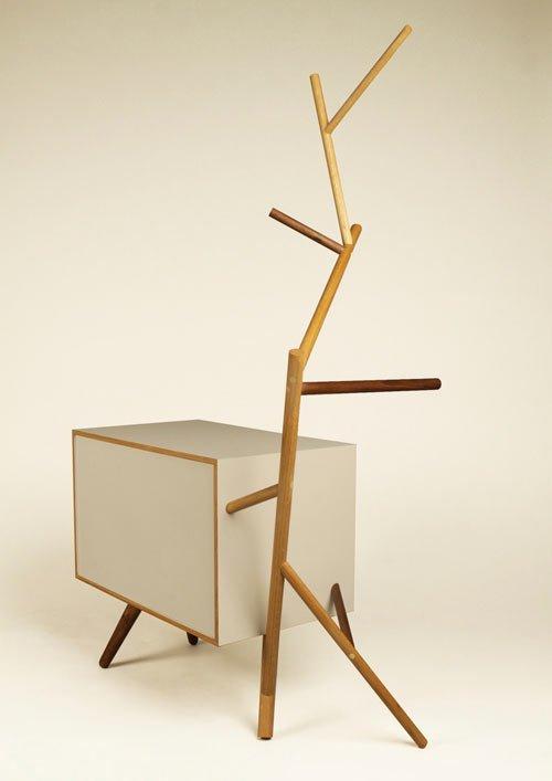 Mueble para el recibidor y perchero the show off decoraci n del hogar - Mueble perchero recibidor ...
