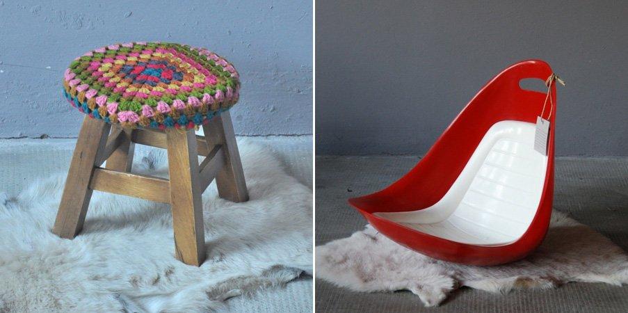Accesorios para sillas tienda de bebes online articulos for Muebles vintage mexico