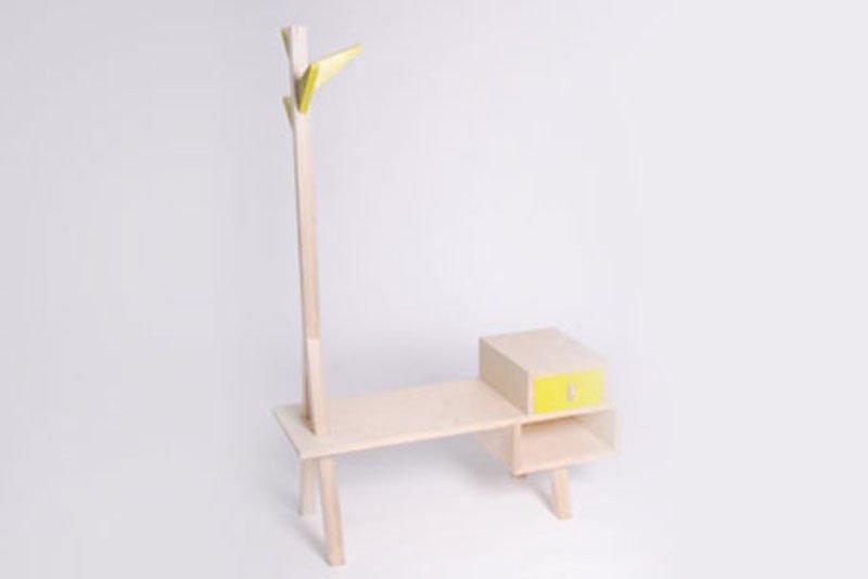 Muebles creativos de Daniel Schofield. Decoración del hogar.
