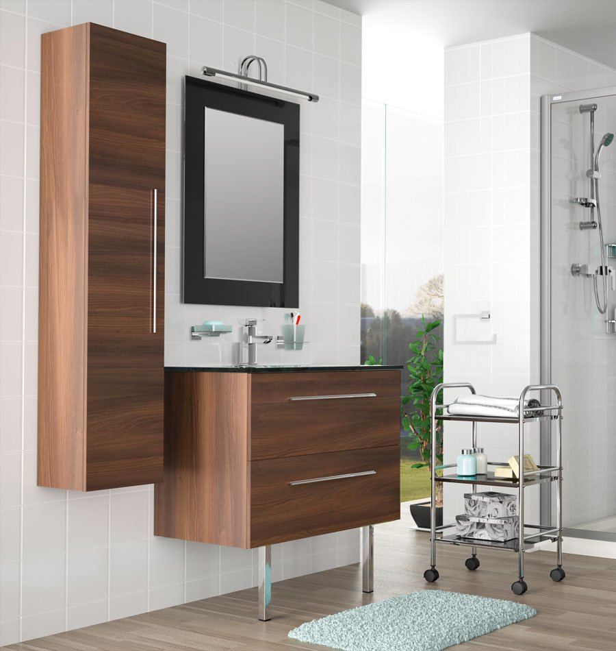 Muebles de ba o salgar decoraci n del hogar for Modelos de muebles de bano modernos