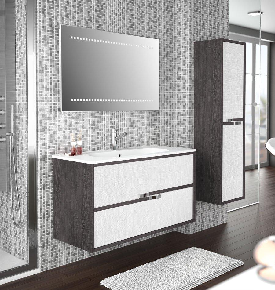 Muebles de ba o salgar decoraci n del hogar for Armarios de pared para banos