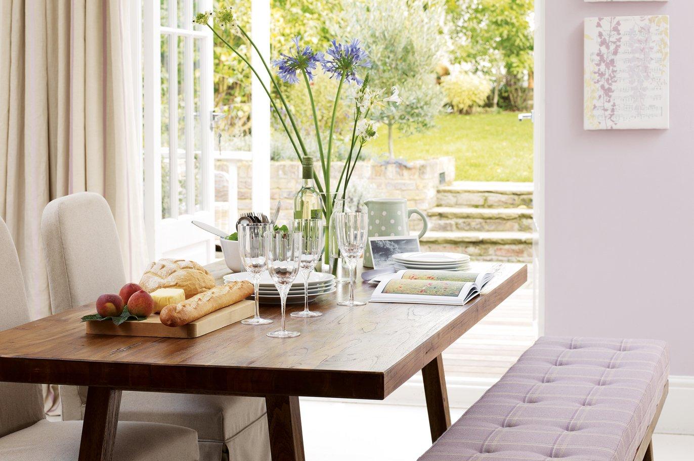 Muebles para una cocina de estilo ingl s decoraci n del for Catalogo de muebles de madera para el hogar pdf
