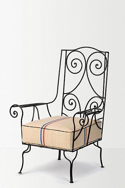 Muebles de hierro forjado decoraci n del hogar for Diseno de muebles de hierro