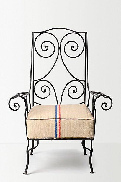 Muebles de hierro forjado decoraci n del hogar - Muebles de hierro forjado para jardin ...