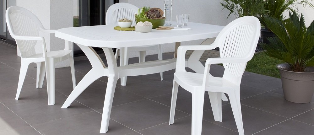 muebles de jard n consejos para elegir el material m s id neo decoraci n del hogar. Black Bedroom Furniture Sets. Home Design Ideas