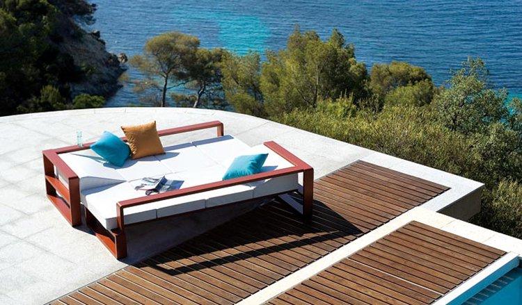 muebles de exterior ego paris ii decoraci n del hogar. Black Bedroom Furniture Sets. Home Design Ideas