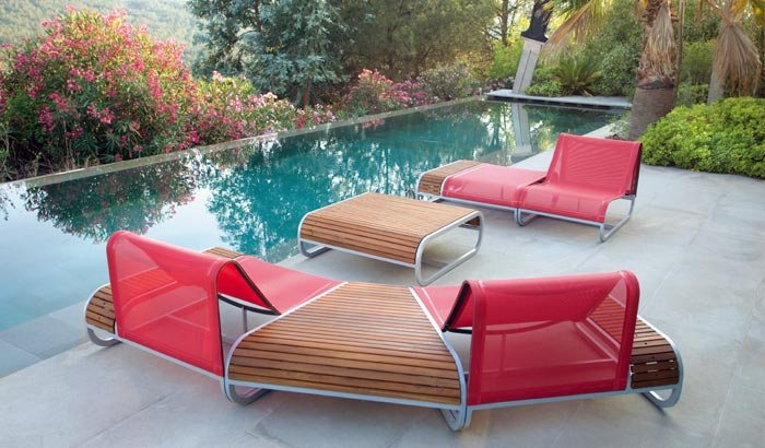 mobiliario de exterior de ego paris muebles de exterior
