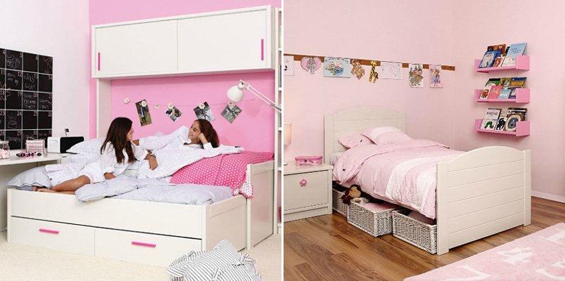 Habitaciones para ni os y adolescentes de la firma asoral for Dormitorios para ninas adolescentes