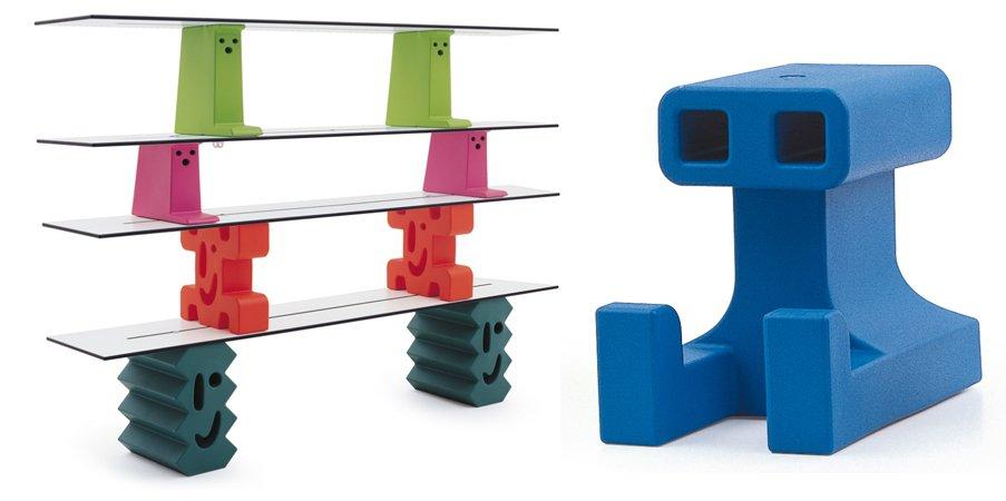 Vistoso Muebles Con Ladrillos Ilustración - Ideas para el hogar ...