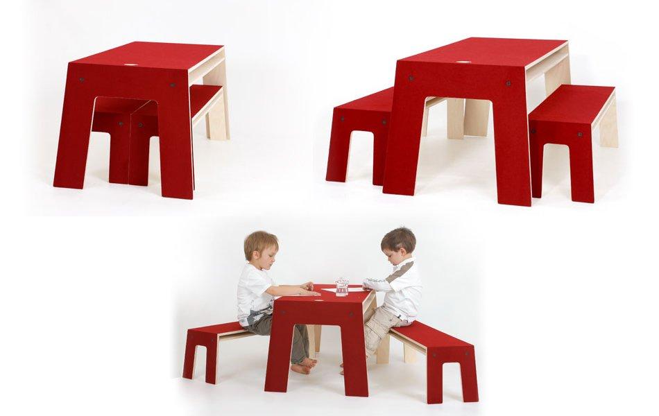 Muebles creativos para ni os de perludi ii decoraci n for La valenziana muebles ninos
