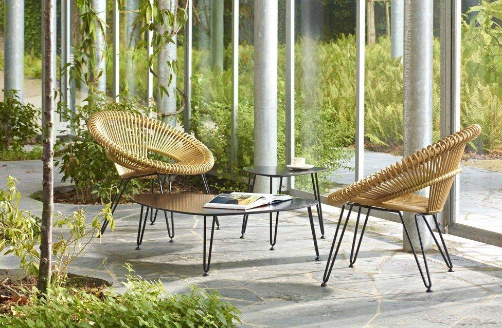 Muebles de jard n primavera verano 2012 decoraci n del hogar for Muebles para balcon exterior