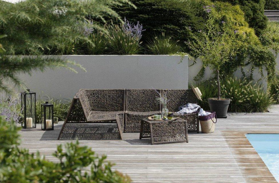 Muebles de jard n primavera verano 2012 decoraci n del hogar for Jardines de primavera