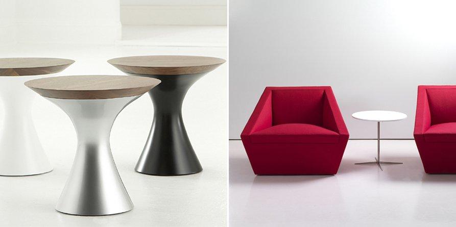Creaciones modernas y vanguardistas de brad ascalon for Muebles estilo moderno minimalista