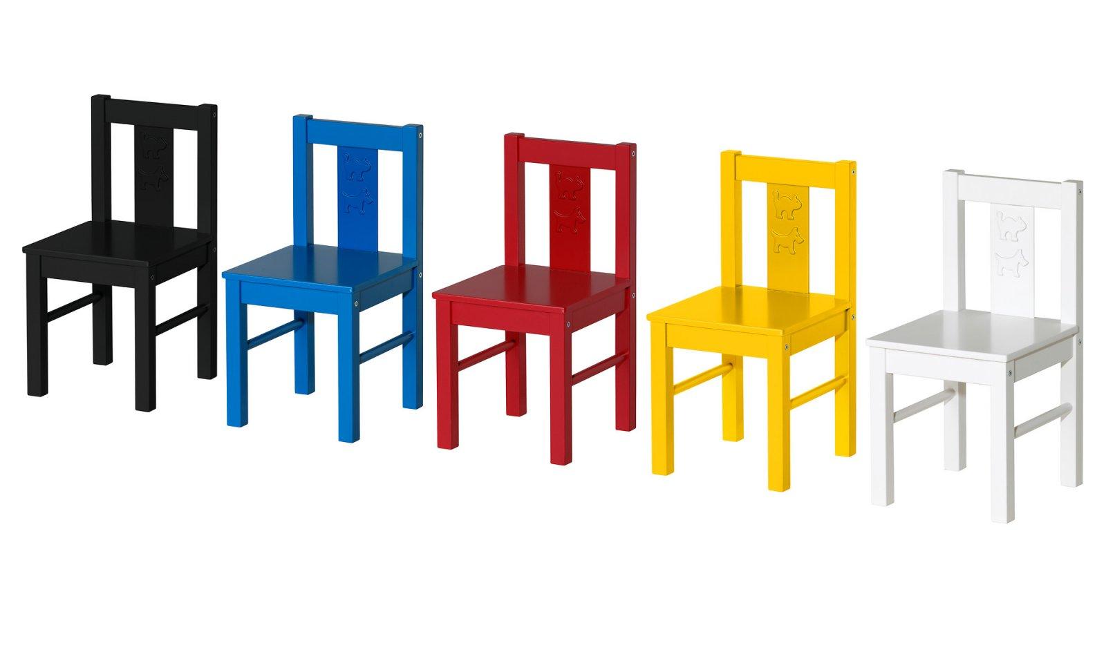 Ikea Conjunto De Mesa Y Sillas.Mobiliario Para Ninos Kritter De Ikea Decoracion Del Hogar