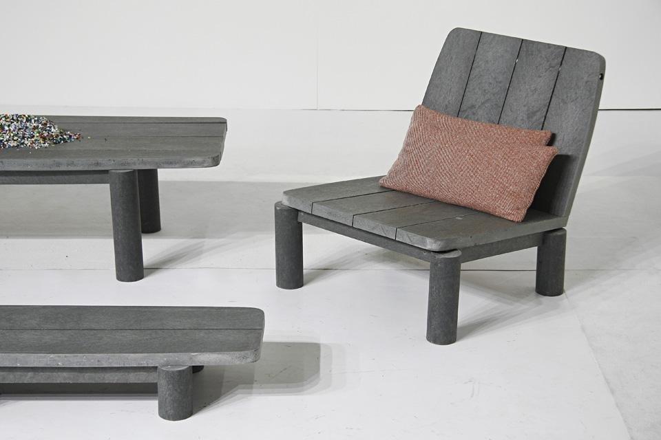 Im genes de los muebles reciclados para exterior de julien for Fotos muebles reciclados