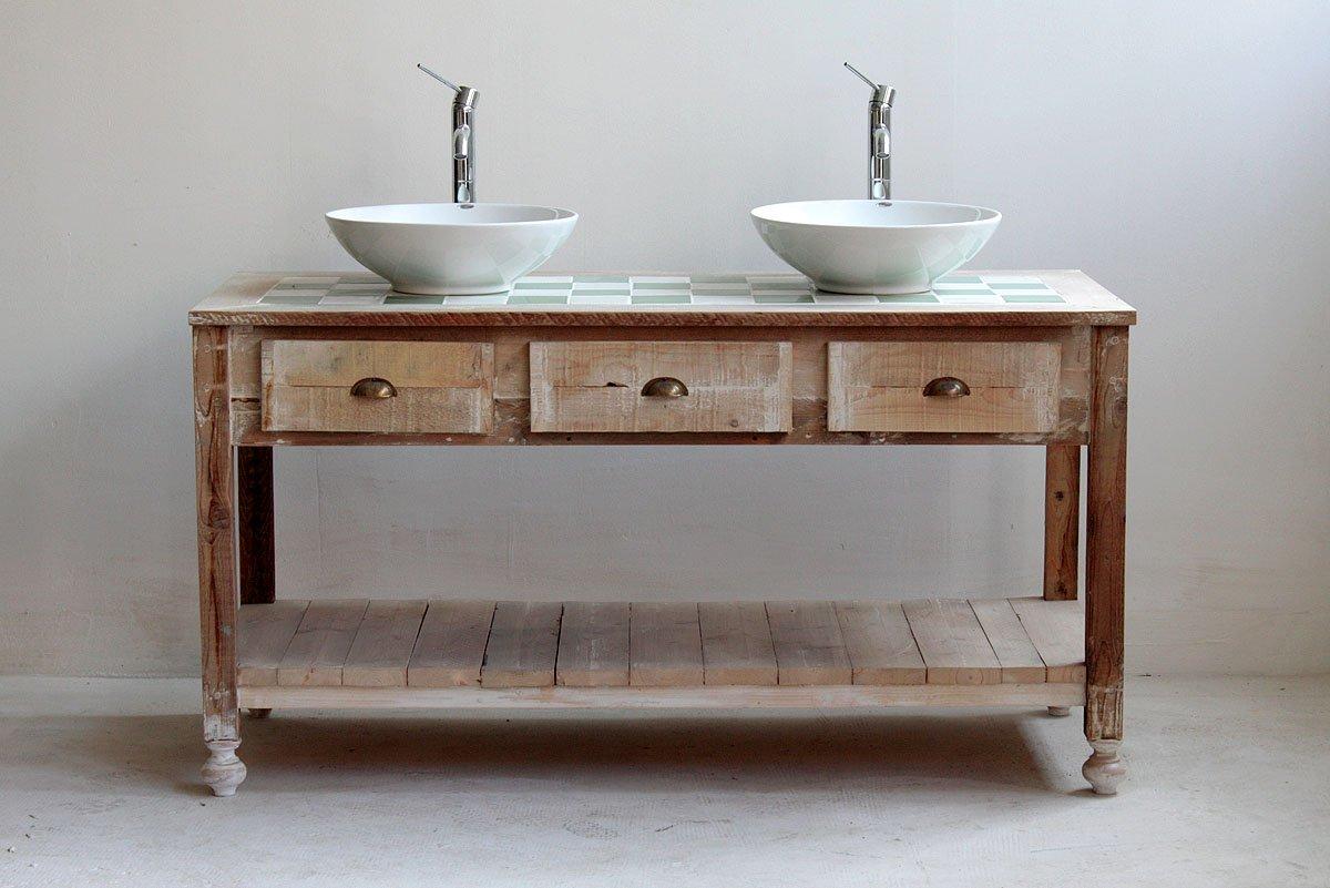 Muebles reciclados de segnomaterico decoraci n del hogar - Reciclar muebles antiguos ...