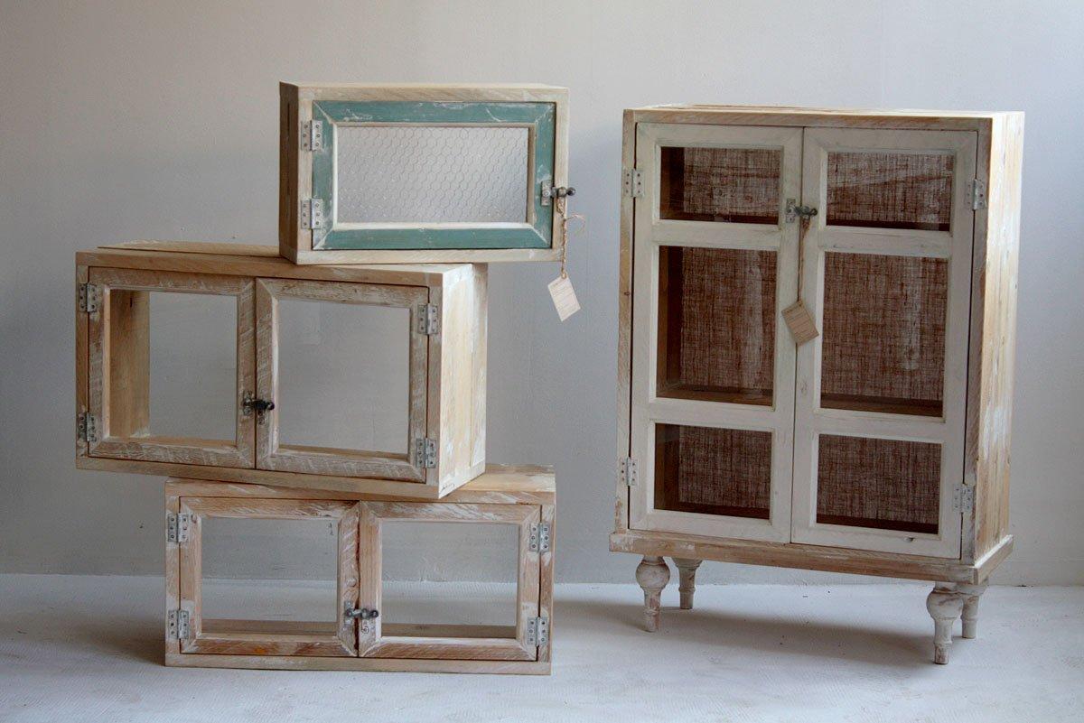 Muebles reciclados de Segnomaterico Decoración del hogar