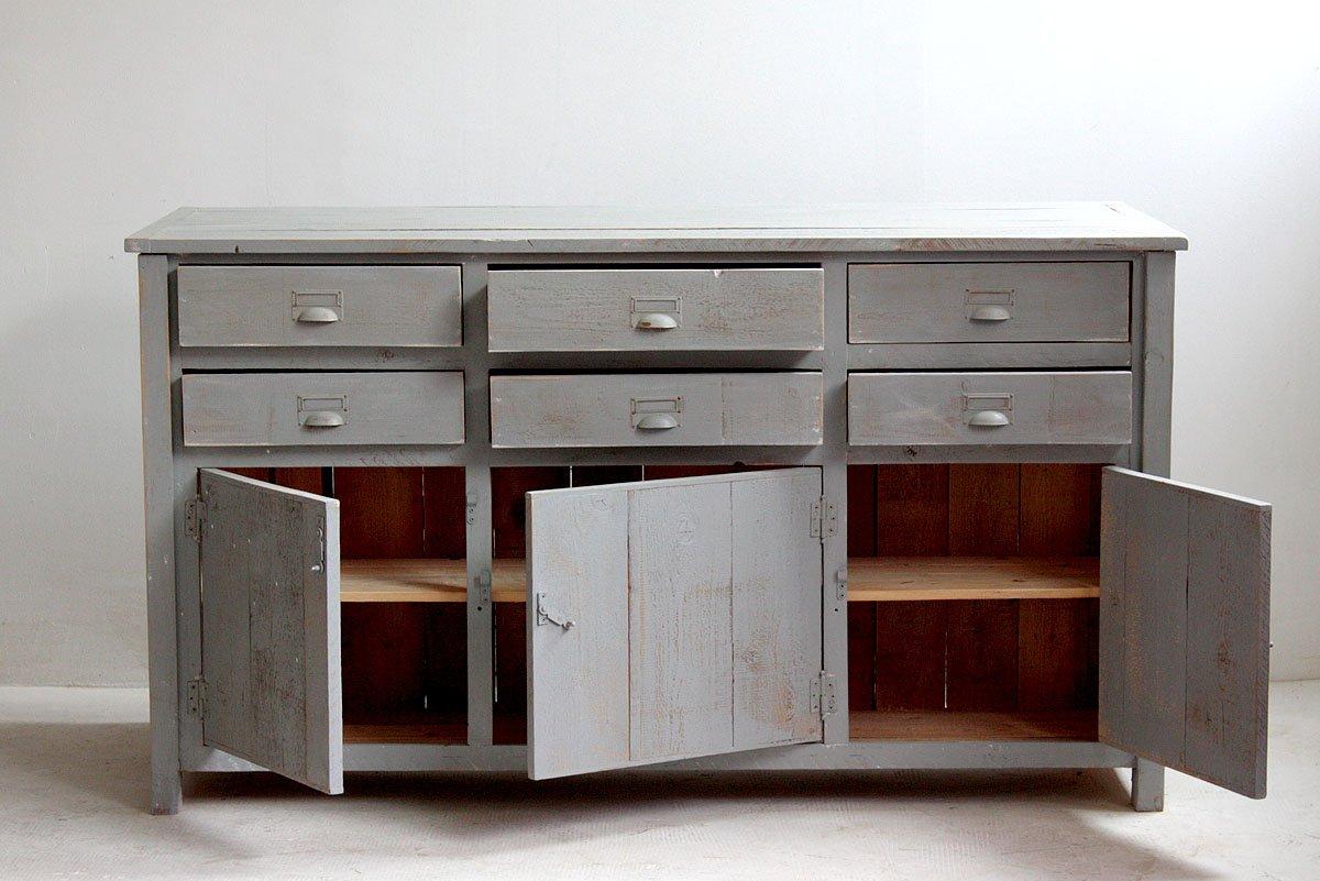 Muebles reciclados de segnomaterico decoraci n del hogar for Reciclado de muebles