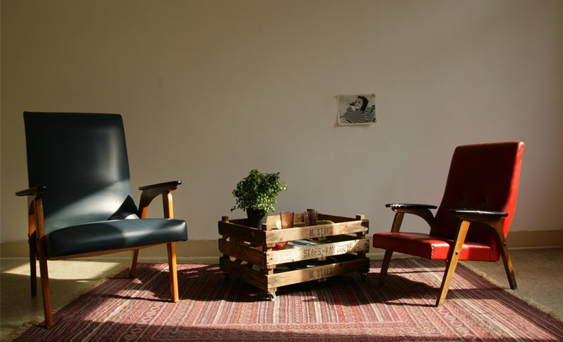 Muebles recuperados, creaciones del estudio Atelier 4/5. Decoración ...