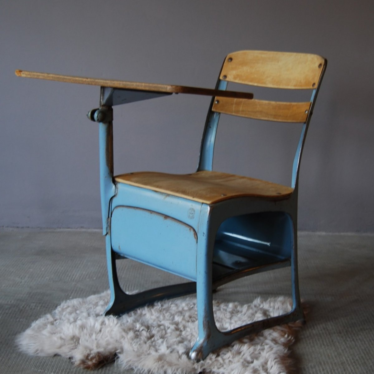 Muebles vintage para habitaciones infantiles decoraci n for Muebles vintage
