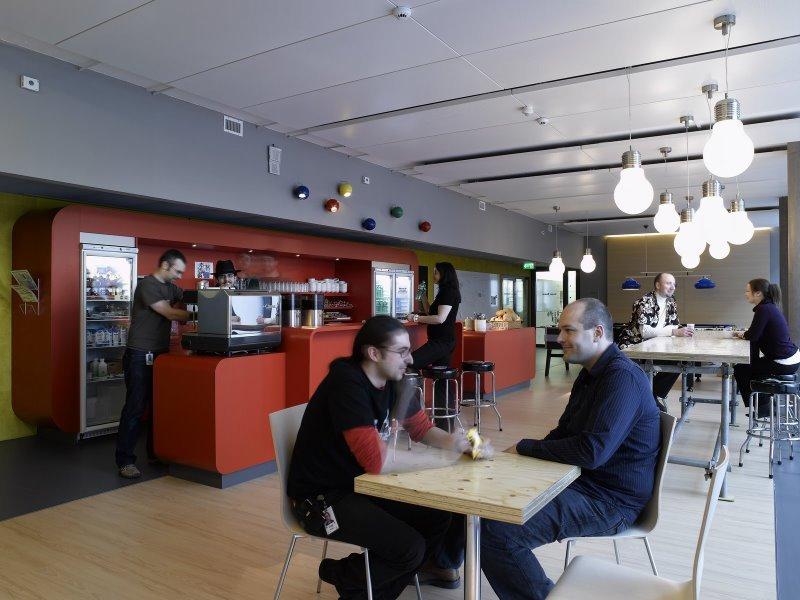 oficinas de google en zurich decoraci n del hogar