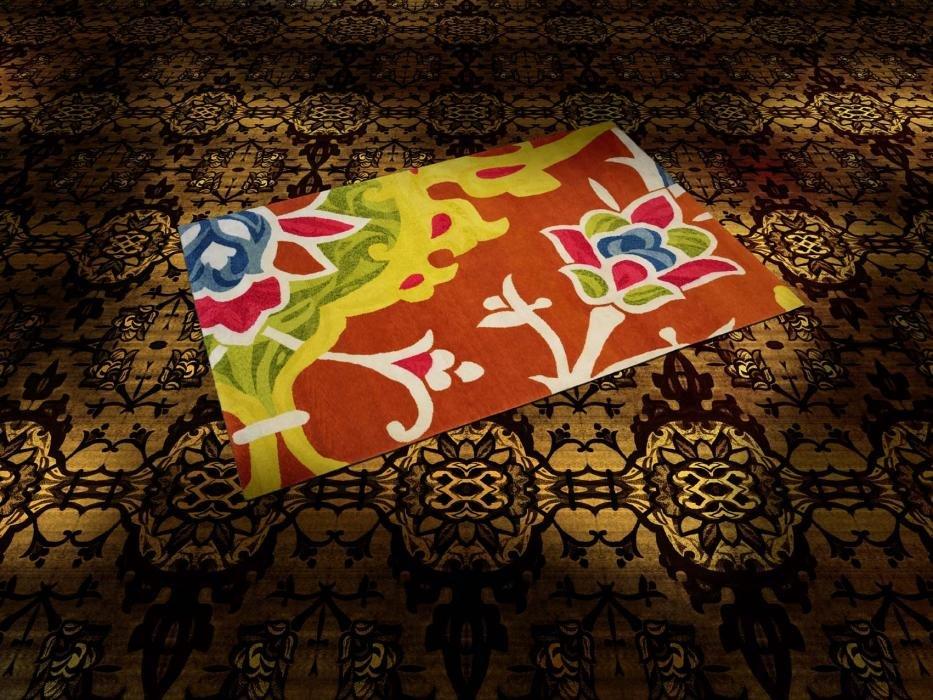 Im genes de las alfombras de nodus originales alfombras - Alfombras bano originales ...