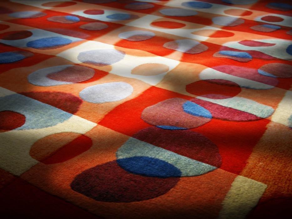 Originales alfombras de la firma nodus decoraci n del hogar - Alfombras originales ...