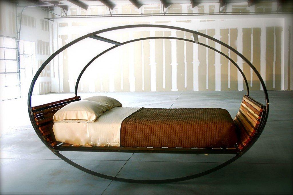 Originales camas de dise o decoraci n del hogar - Disenos de camas ...
