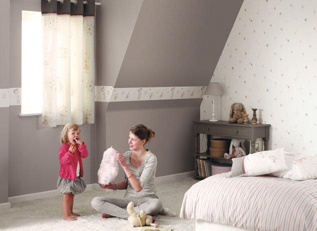 Papel pintado infantil casadeco decoraci n del hogar for Papel pintado infantil