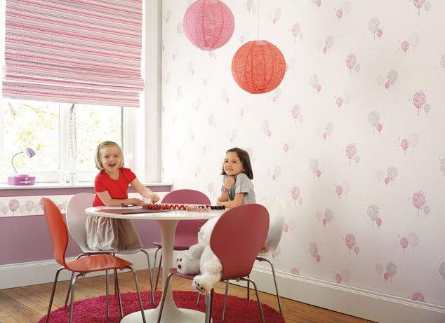 Papel pintado infantil casadeco decoraci n del hogar - Ka internacional papel pintado ...
