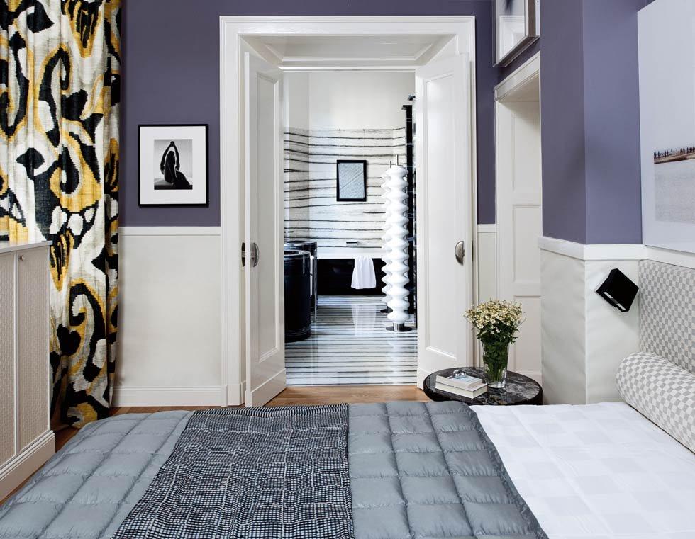 Fotos de una decoraci n de estilo cl sico y contempor neo for Decoracion estilo clasico