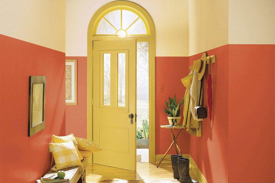 Tipos de pintura decoraci n del hogar for Decoracion de interiores en pintura
