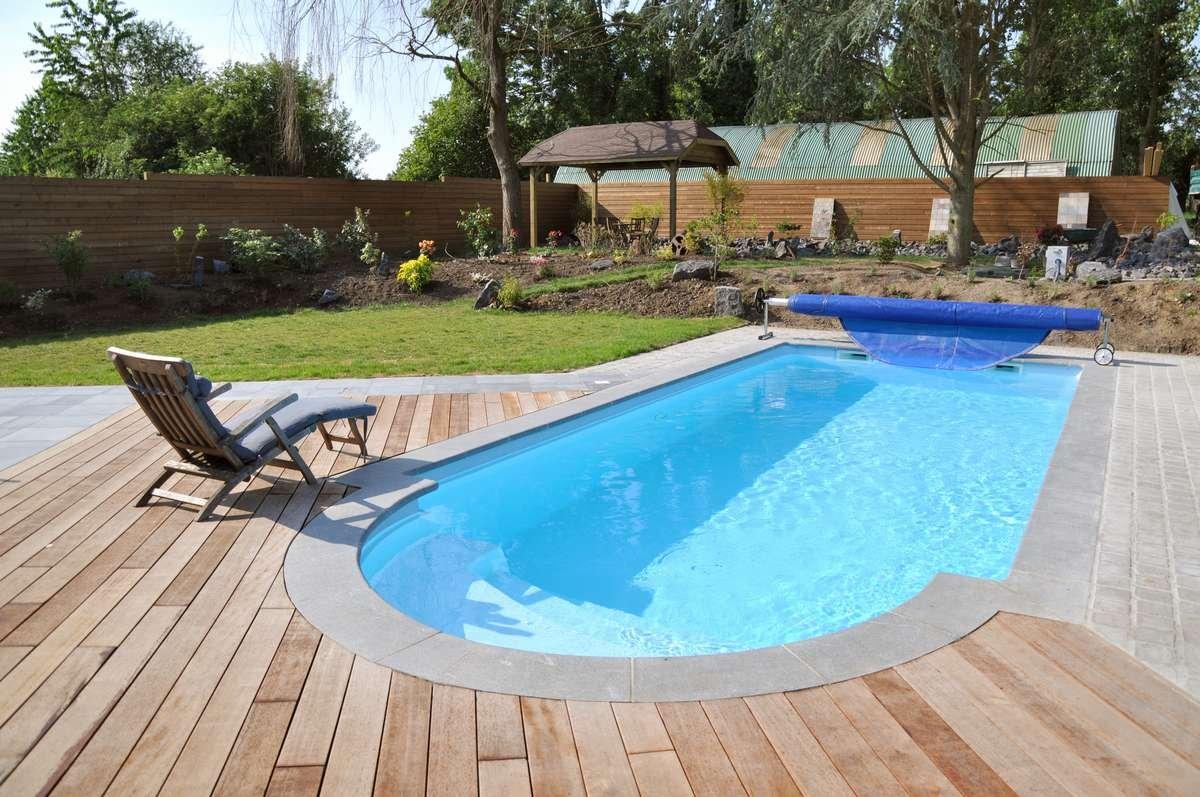 Tipos de piscinas decoraci n del hogar - Piscinas enterradas ...
