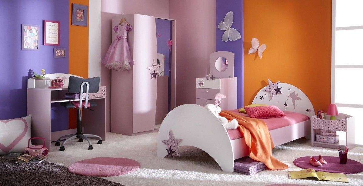 Propuestas originales para decorar habitaciones infantiles