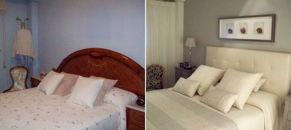 Proyecto de decoraci n de un dormitorio principal - Decoracion de dormitorio principal ...