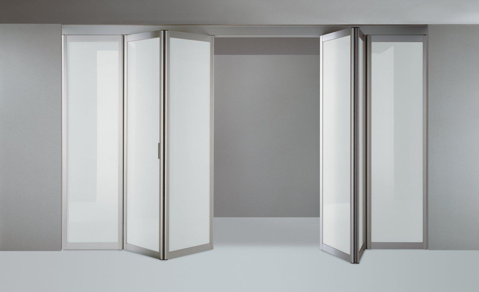 Puertas correderas para el interior de nuestro hogar - Puertas correderas abatibles ...