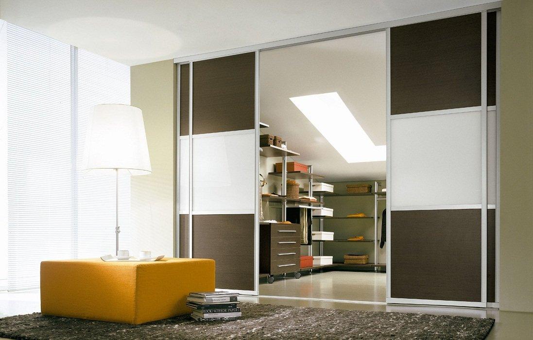 Puertas correderas para el interior de nuestro hogar for Decoracion minimalista para el hogar