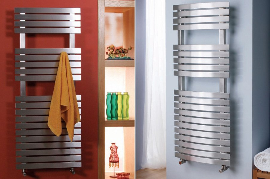 Radiadores toalleros para el cuarto de ba o decoraci n - El cuarto de bano ...