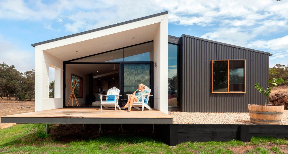 Razones para vivir en una casa prefabricada decoraci n - Precio de una casa prefabricada ...