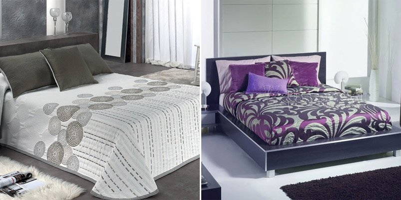 Completa tu decoraci n veraniega con la ropa de cama - Decoracion ropa de cama ...