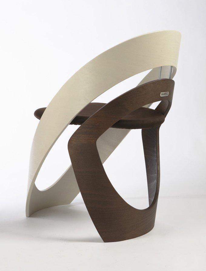 Galer a de im genes de sillas de dise o sillas de dise o iv for Sillas de salon de diseno