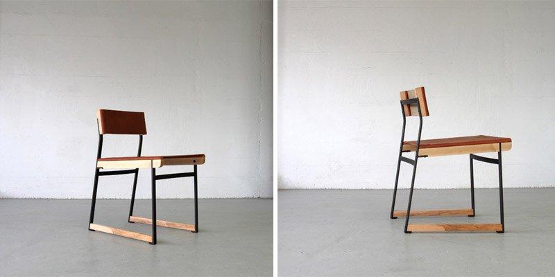Sillas de dise o decoraci n del hogar for Disenos de sillas de madera