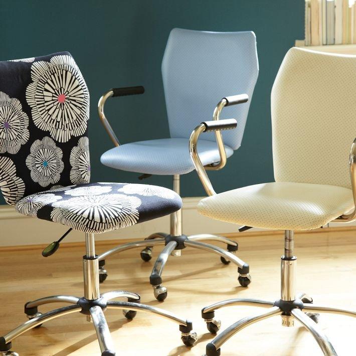 Sillas de oficina con estilo y color decoraci n del hogar - Sillas con estilo ...