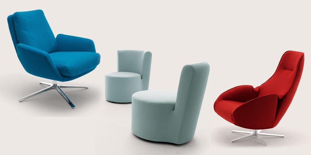 Sillones de dise o moderno cor decoraci n del hogar for Sillones de sala modernos